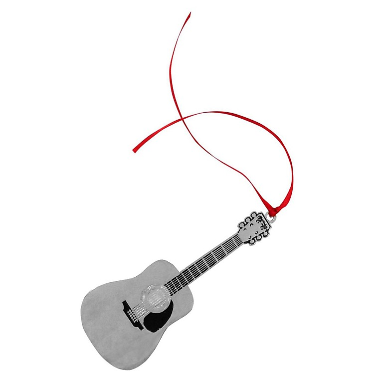 Martin D28 Pewter Guitar Ornament
