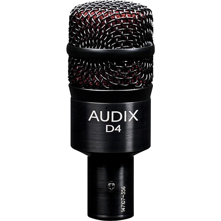 AudixD4 Dynamic Microphone