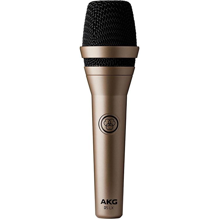 AKGD5 LX Handheld Dynamic Microphone