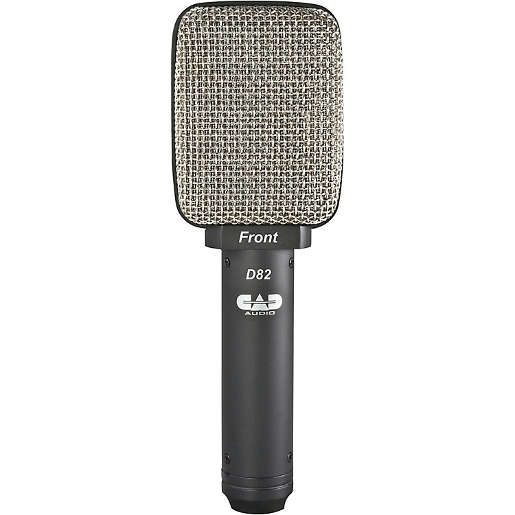 CadLive D82 Figure-of-Eight Ribbon Cabinet/Percussion Microphone