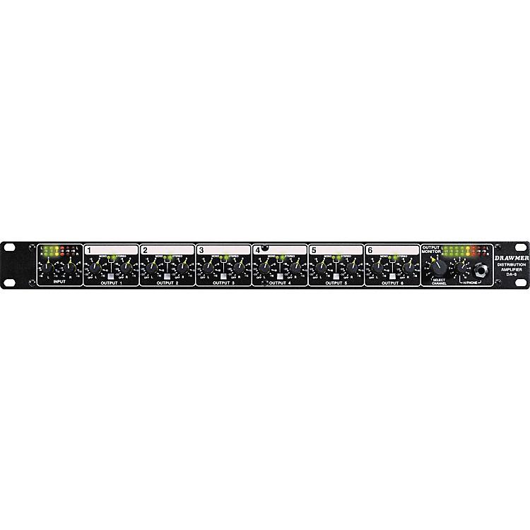 DrawmerDA6 Balanced Distribution Amplifier