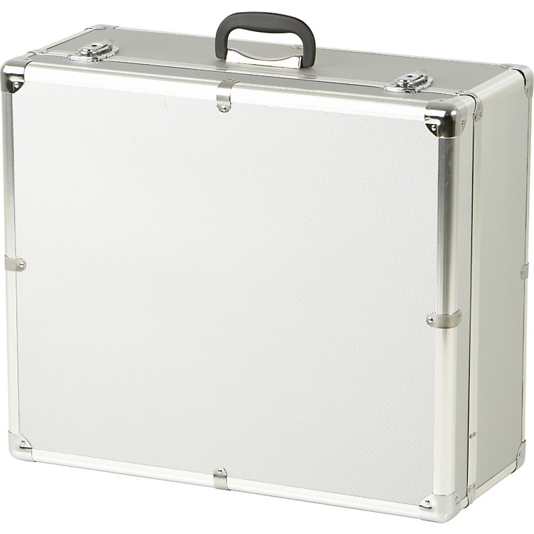 SofiaMari DAC-120 Deluxe Metal Accordion Case