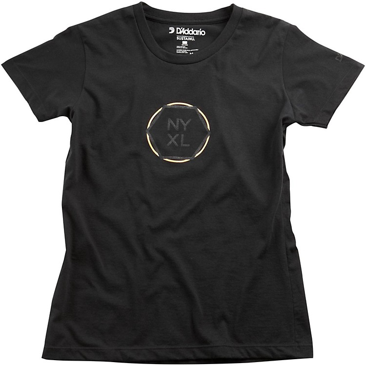 D'Addario D'Addario Women's NYXL Short Sleeve T-Shirt Medium