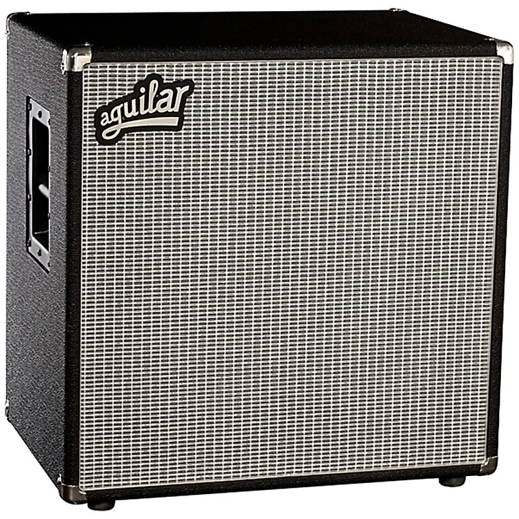 AguilarDB  410 4x10 Inch Bass CabinetClassic Black4 Ohm
