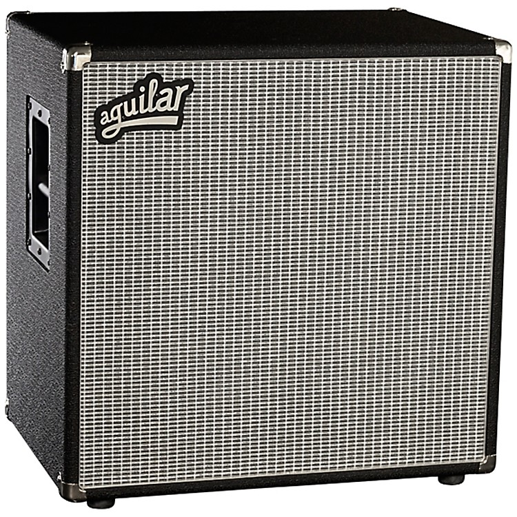 AguilarDB  410 4x10 Inch Bass CabinetClassic Black8 ohm