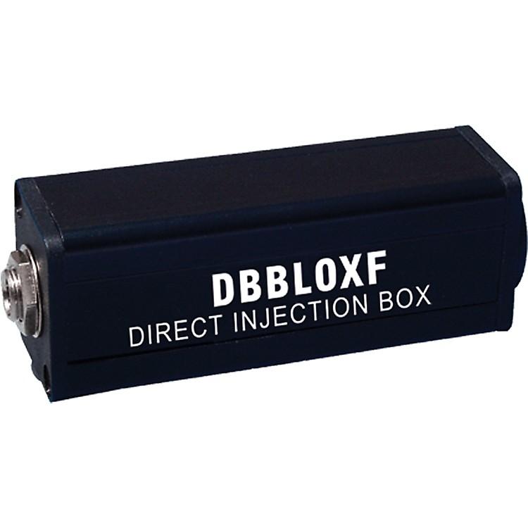 Rapco HorizonDBBLOXF Lo to Hi Z Transformer Direct Box