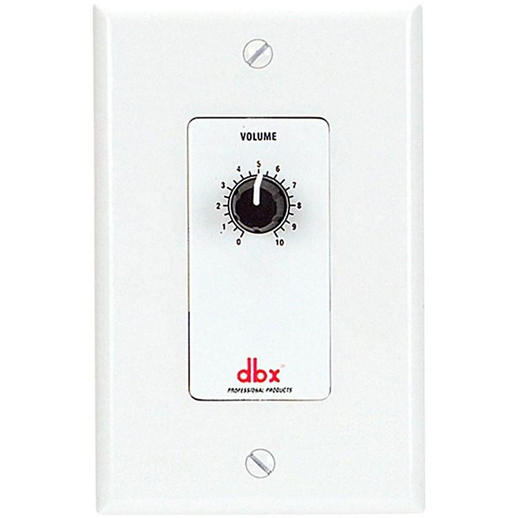 dbxDBXZC1V Wall Mount Zone Control