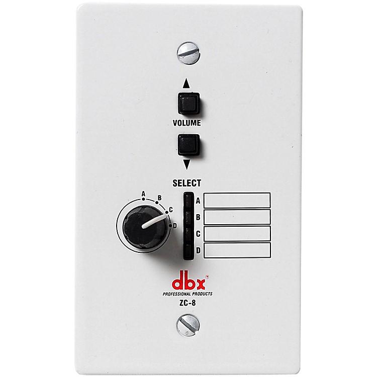 dbxDBXZC8V Wall Mount Zone Volume Control