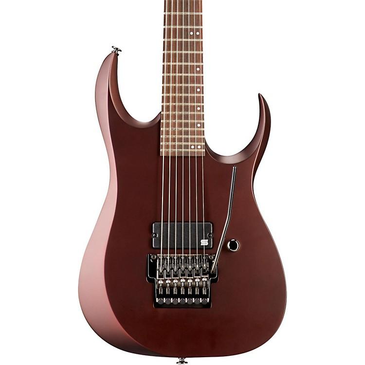IbanezDCM100 Dino Cazares Signature Electric 7-String Electric GuitarFlat Burgundy