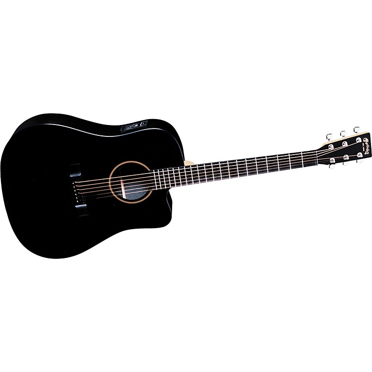 Martin DCXE X Series Cutaway Acoustic-Electric