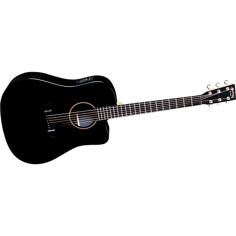 MartinDCXE X Series Cutaway Acoustic-Electric