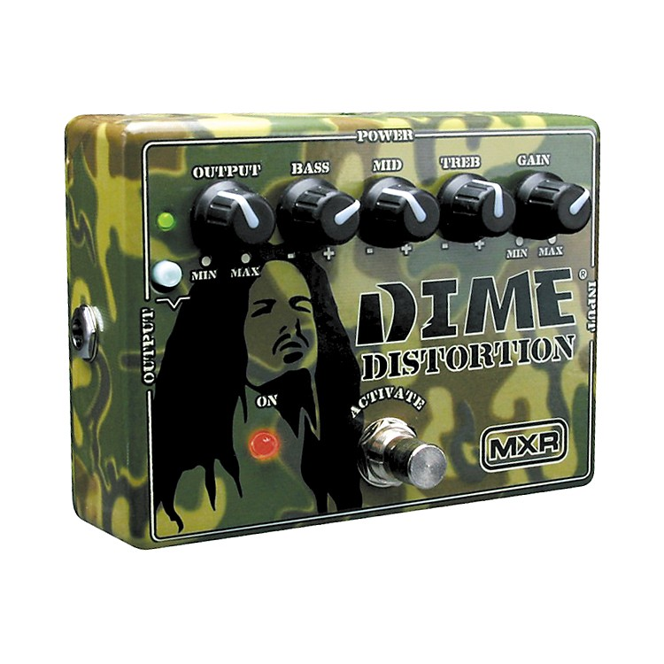 MXR DD-11 Tribute Dime Distortion