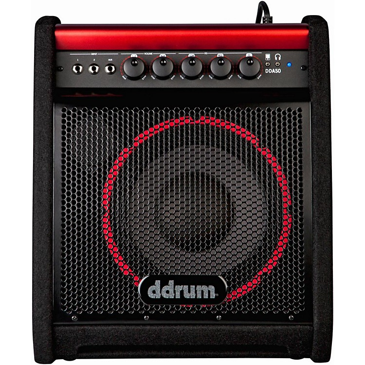 ddrum DDA50 Electronic Drum Kickback Amp