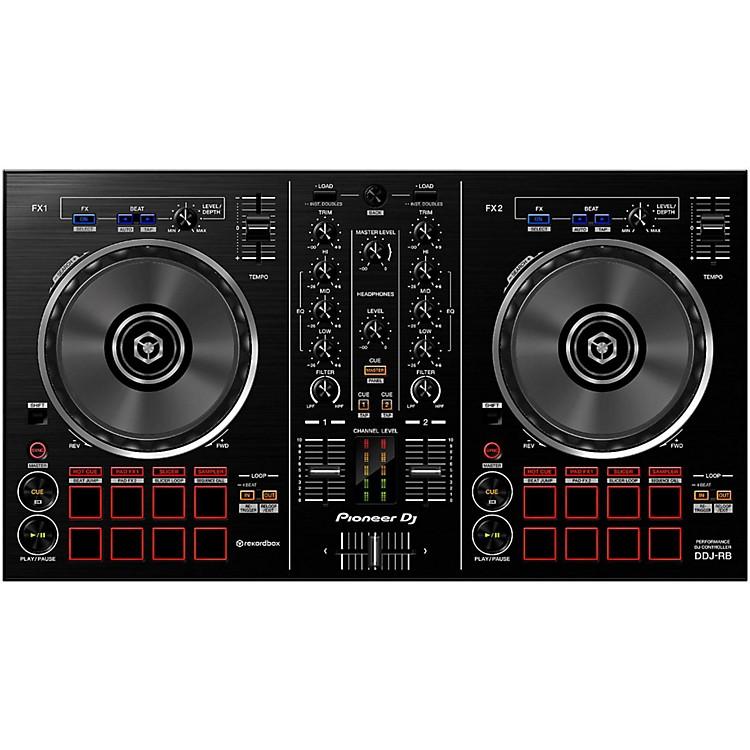 PioneerDDJ-RB Portable 2-Channel DJ Controller for Rekordbox DJ