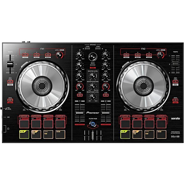 PioneerDDJ-SB Serato DJ Intro Controller