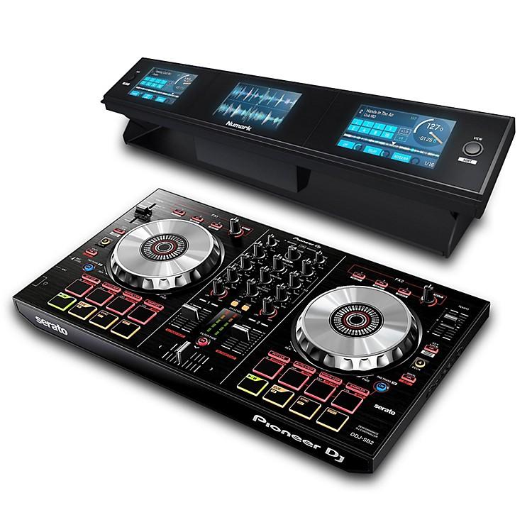 PioneerDDJ-SB2 Serato DJ Intro Controller with Dashboard 3-Screen Display