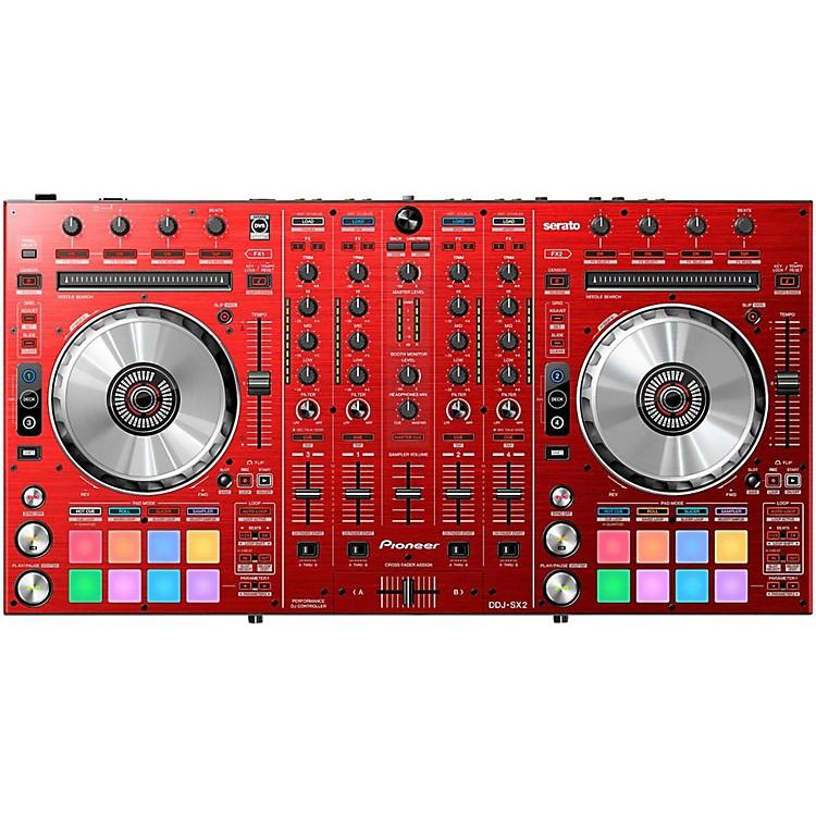 PioneerDDJ-SX2 Limited Edition Red DJ Controller