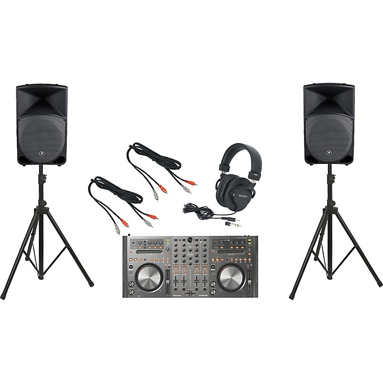 PioneerDDJ-T1 / Mackie Thump TH-15A DJ Package