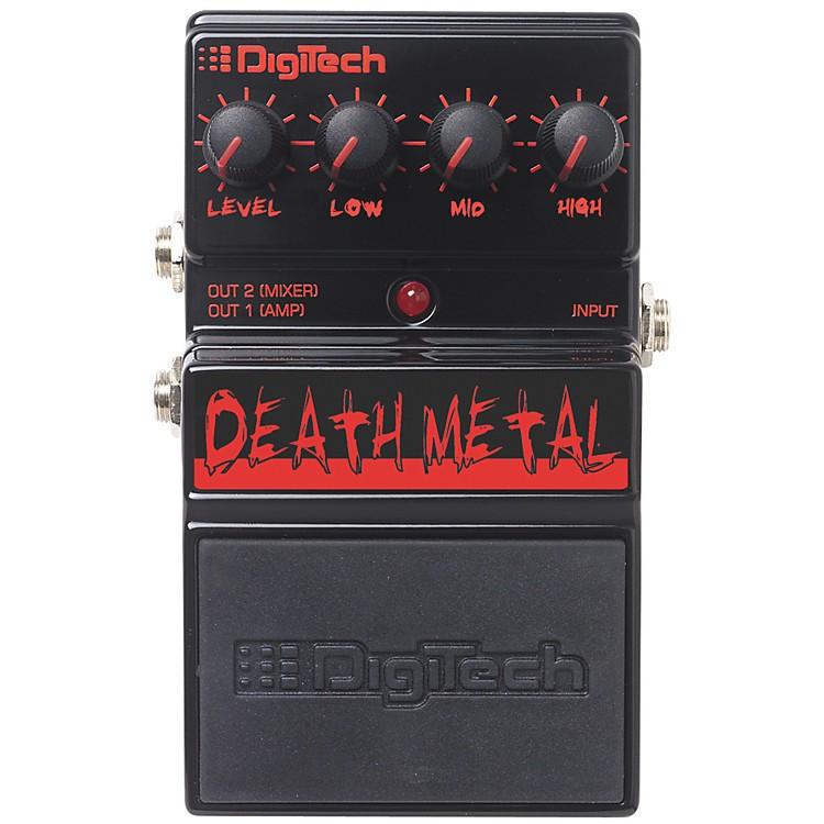 DigiTechDDM Death Metal Distortion Guitar Effects Pedal