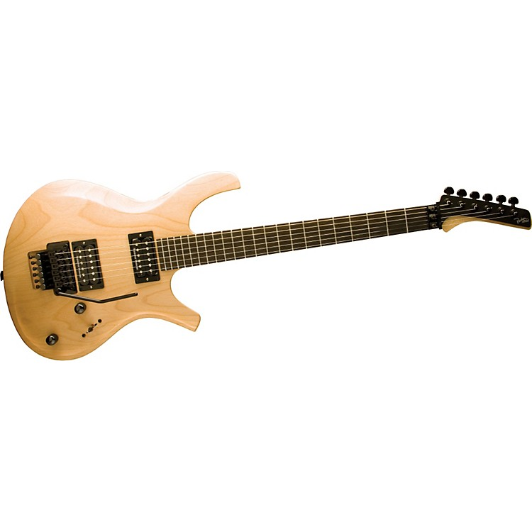 Parker Guitars DF522FR Maxx Fly with Floyd Rose Electric Guitar Natural Satin