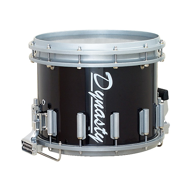 Dynasty DFX14 Modular Snare Drum White/Silver Hardware