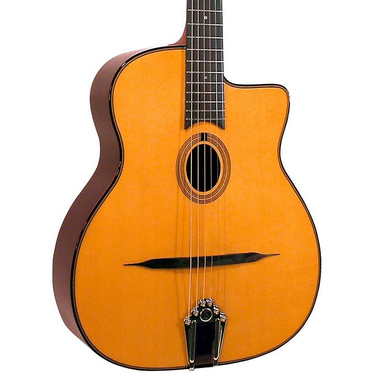 GitaneDG-250 Petite Bouche Gypsy Jazz Acoustic GuitarNatural
