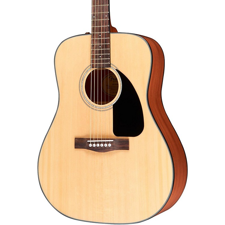 Fender DG-60 Acoustic Guitar Natural