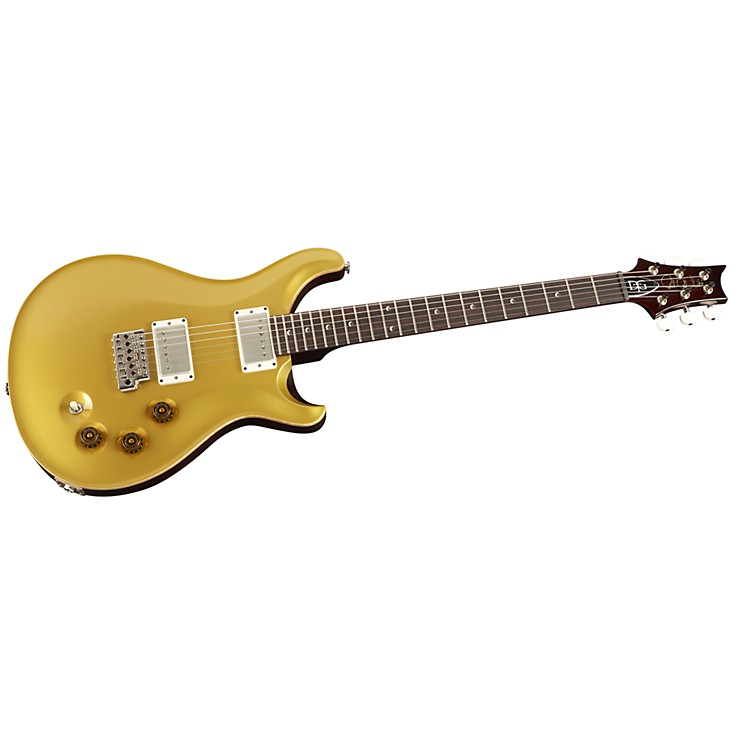 PRS DGT David Grissom Signature Model Electric Guitar Gold Top