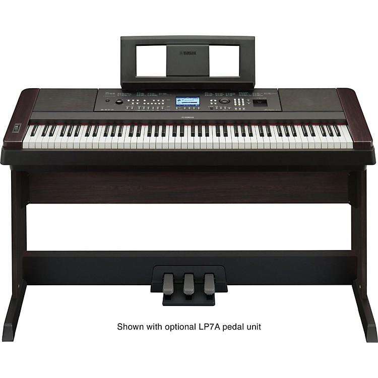 YamahaDGX-650 88-Key Graded Hammer Action Digital PianoBlack