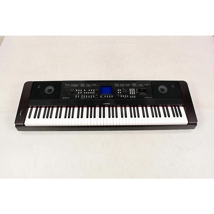 YamahaDGX-650 88-Key Graded Hammer Action Digital PianoBlack888365903385