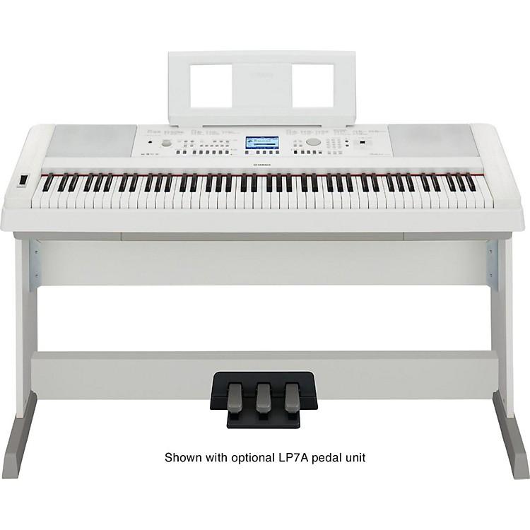 YamahaDGX-650 88-Key Graded Hammer Action Digital Piano