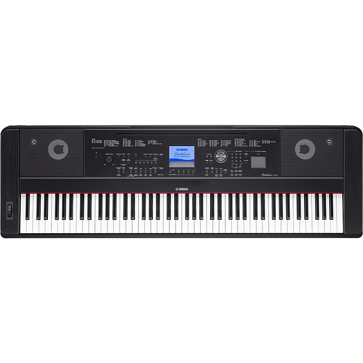 Yamaha DGX660 88-key Portable Grand Black