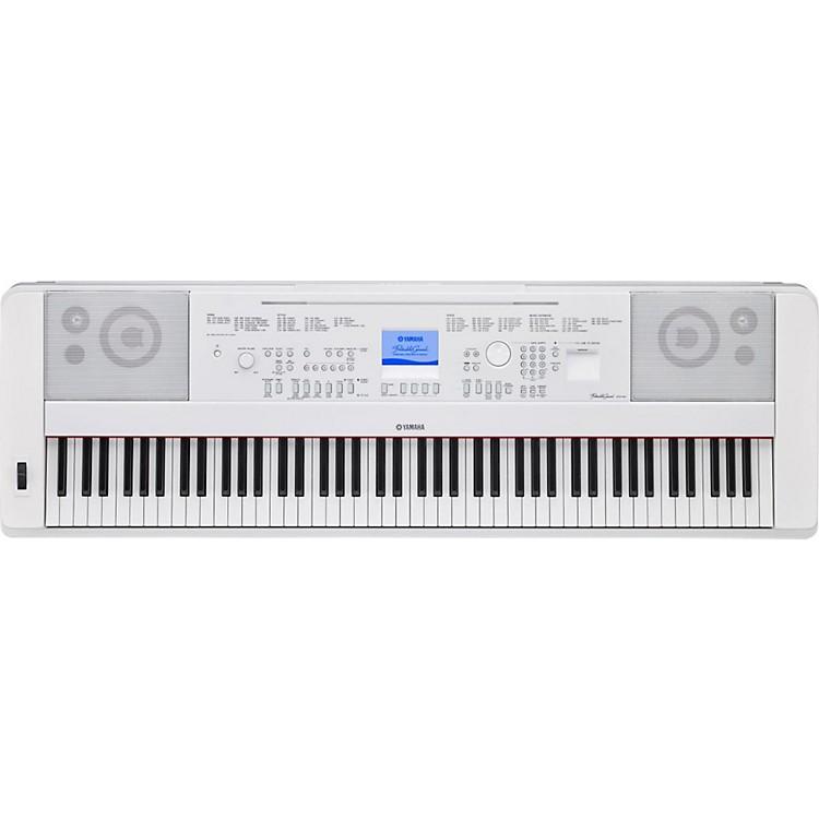 YamahaDGX660 88-key Portable GrandWhite