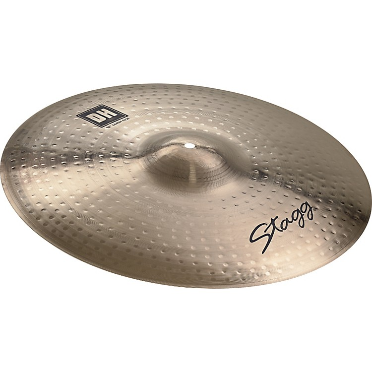 Stagg DH Dual-Hammered Brilliant Crash Ride Cymbal 20 in.