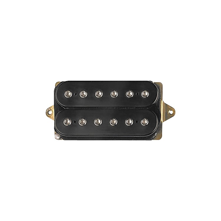 DiMarzio DIMARZIO DP220 D ACTIVATOR BRIDGE HUMBUCKER PICKUP CREAM F SPACE Black F-Space