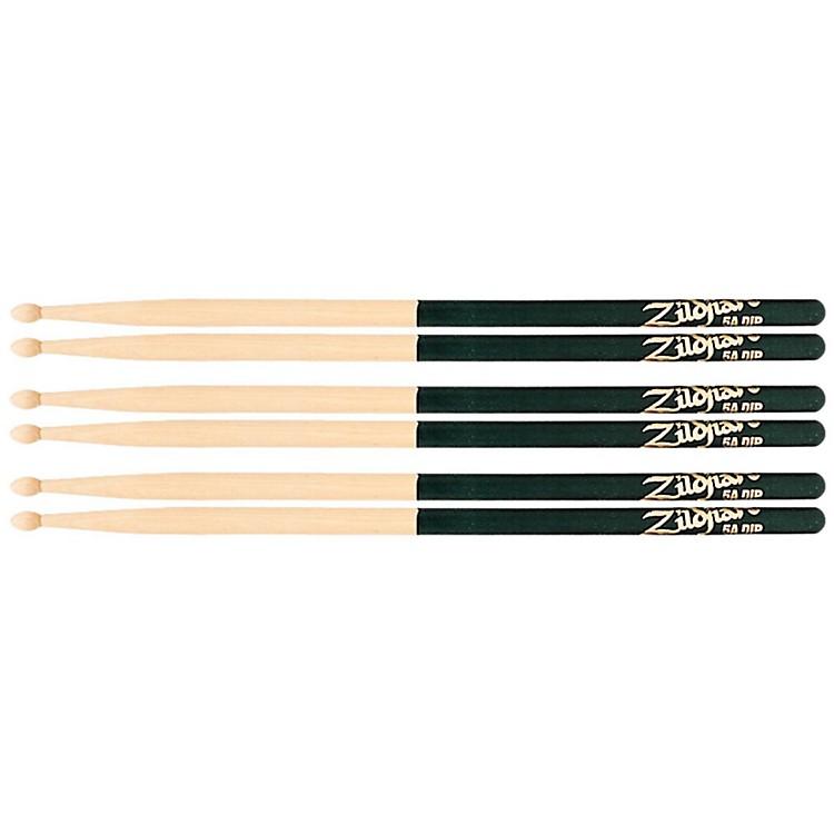 ZildjianDIP Drumsticks (6-Pack)Wood5A