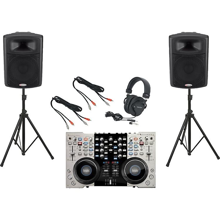 HerculesDJ 4Set / Harbinger APS15 DJ Package