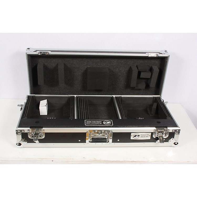 Eurolite DJ Coffin Case with Cooling Fans and Wheels 10 in. 886830004865