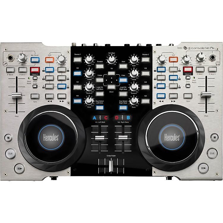 HerculesDJ Console 4-MX DJ Controller
