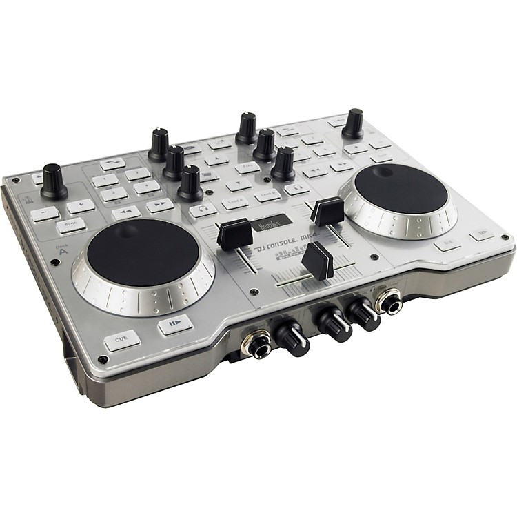 Hercules DJ Console MK4 Dual Deck Mixing Station