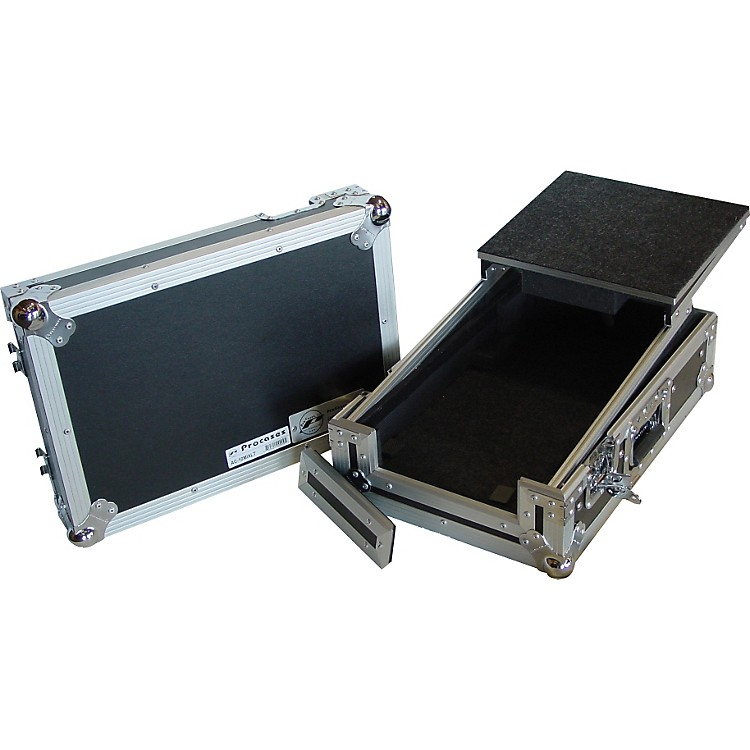 Eurolite DJ Mixer Case with Laptop Shelf