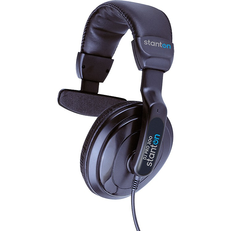 Stanton DJ Pro 300 Single-Side Headphone