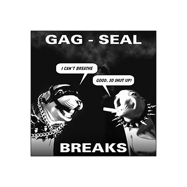 Thud Rumble DJ Qbert Gag Seal Breaks