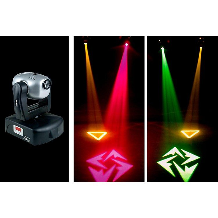 American DJ DJ SPOT 250 250W Halogen Intelligent Moving Head