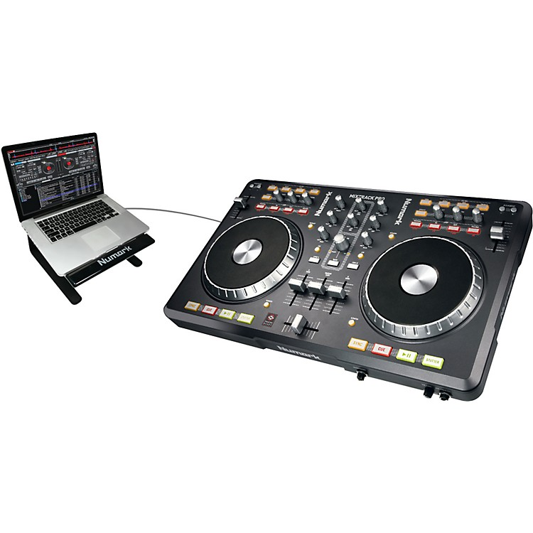 Numark DJ Software Controller with Audio I/O