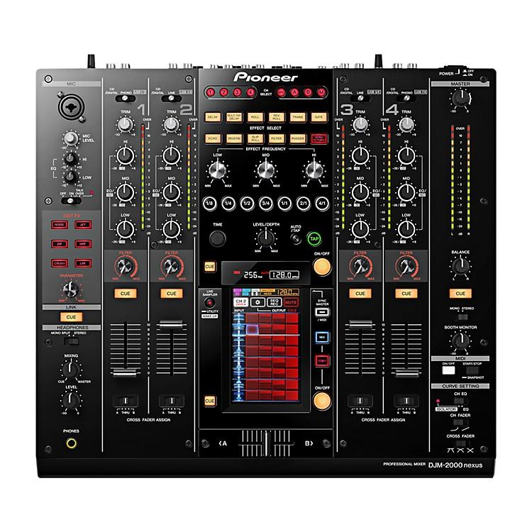 PioneerDJM-2000nexus Professional Performance DJ Mixer