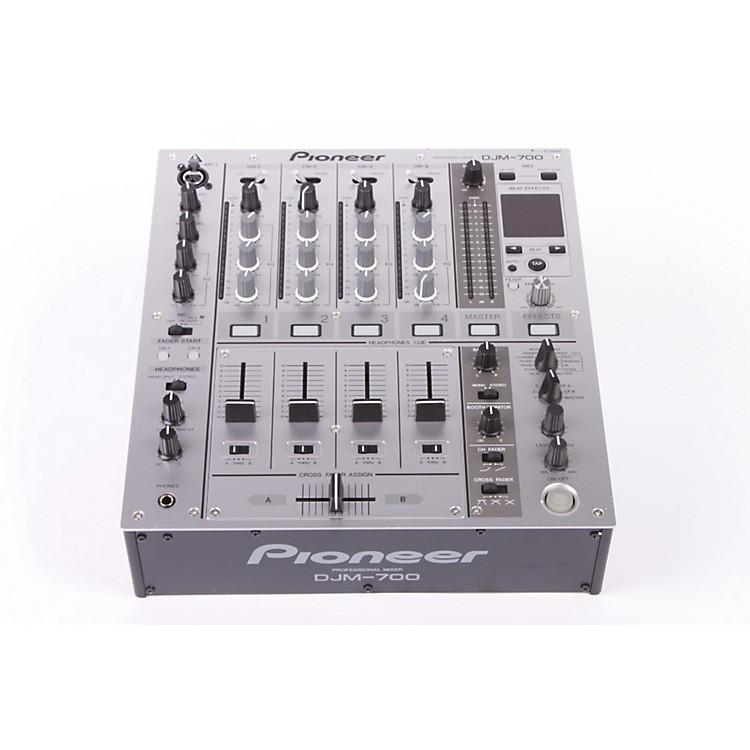 PioneerDJM-700 4-Channel Digital DJ mixer with EffectsSilver886830497414