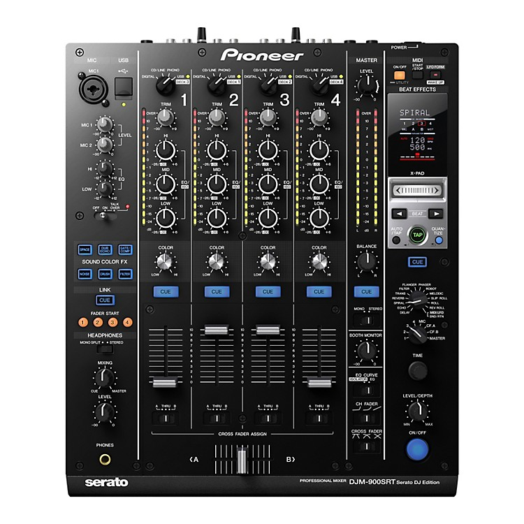 PioneerDJM-900SRT Serato DJ Mixer