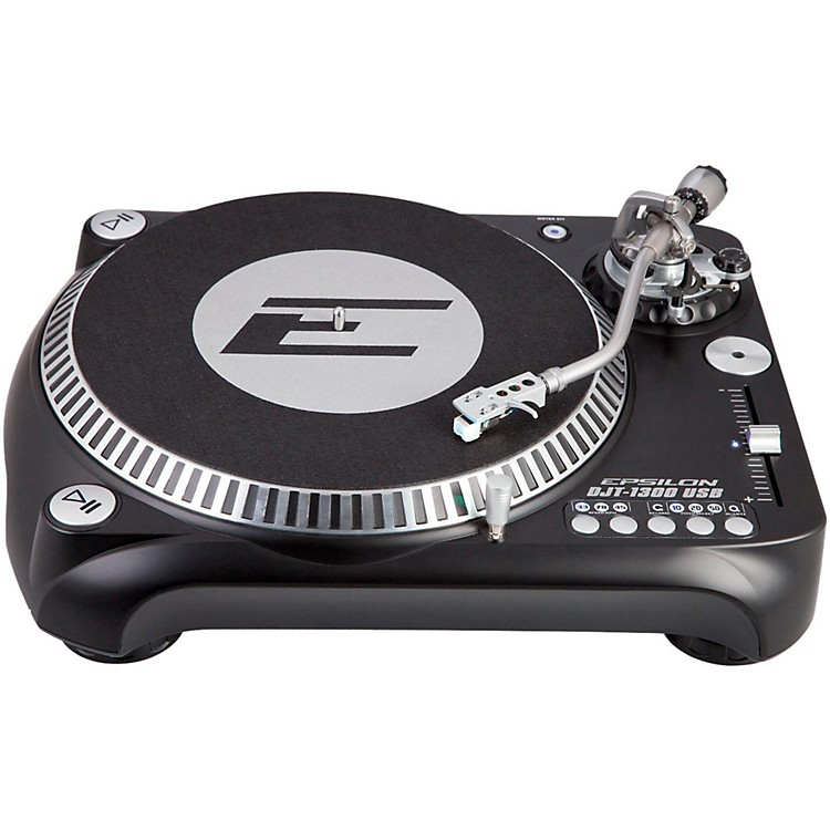 EPSILON DJT-1300 USB Black