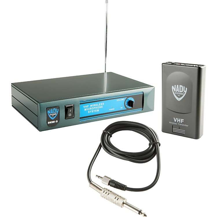 NadyDKW-3 GT Guitar Wireless System